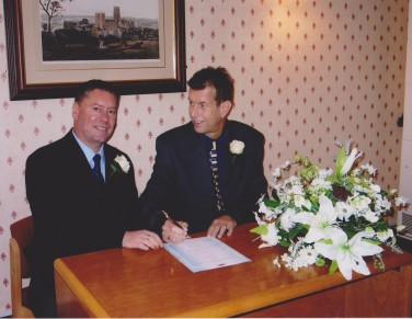 Civil Partnership 2006